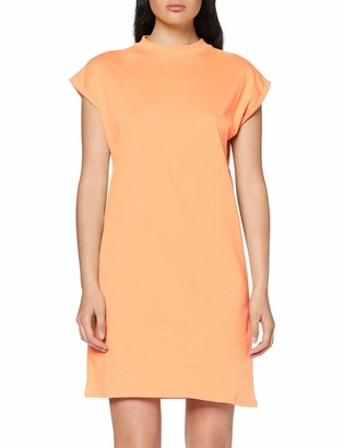 Urban Classics Mujer Kleid Ladies Turtle Extended Shoulder Dress