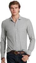 Polo Ralph Lauren Cotton Jacquard Sport Shirt