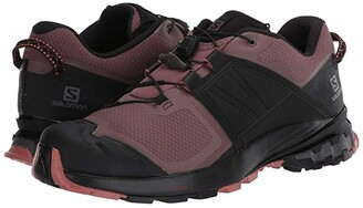 Salomon XA Wild (Peppercorn/Black/Cedar Wood) Women's Shoes