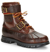 Polo Ralph Lauren Drax Leather Work Boots