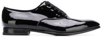 Salvatore Ferragamo Classic Oxford Shoes
