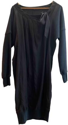 Sonia Rykiel Black Cotton Dresses