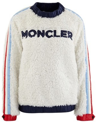 MONCLER GRENOBLE Logo sweatshirt