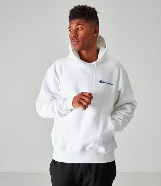 Champion Men's Reverse Weave Embroidered Logo Hoodie
