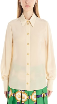 Gucci Buttoned Shirt