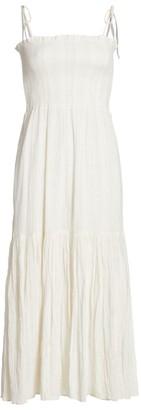 Joie Jailene Smocked Dress