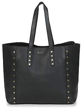 Ikks WORKING BAG women's Shoulder Bag in Black