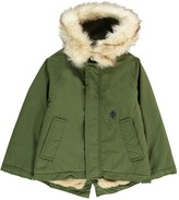 Bellerose Lion Lined Parka