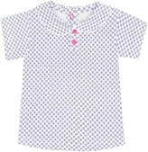 Jo-Jo JoJo Maman Bebe T Shirt (Toddler/Kid) - Navy Ditsy Print-4-5