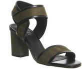 Office Fetch Block Heel Sandals