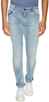 Prada Linea Rossa Distressed Slim Fit Jeans