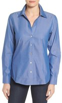 Foxcroft Women's Non-Iron Fitted Shirt