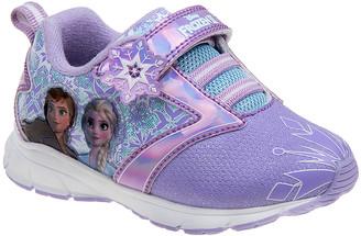 Josmo Girls' Sneakers Purple - Frozen Purple Sneaker - Girls