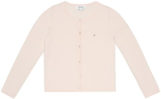 Bonpoint Cotton cardigan
