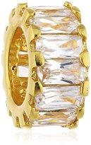 story. by Kranz Ziegler & Women's Charm Silver Gold Plated M - 5208077 CZ 925 Silver