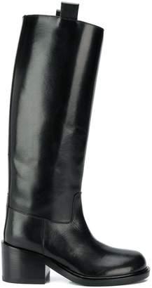 A.F.Vandevorst knee-high heeled boots