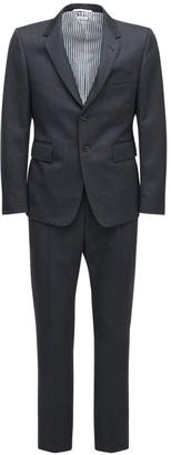 Thom Browne Classic Sb Wool Twill Suit
