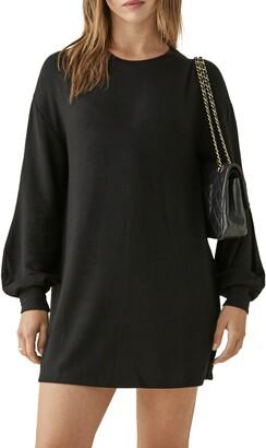 Reformation Radlee Long Sleeve Sweater Dress