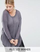 Junarose Fine Gauge Knitted Sweater