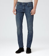 Reiss Reiss Killer - Slim-fit Jeans In Blue