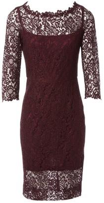 Goat Burgundy Dress for Women