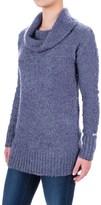 Columbia Lake to Lodge Long Tunic Sweater - Cowl Neck (For Women)