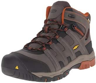 Keen Men's Omaha Mid Waterproof Steel Toe Work Boot