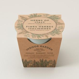 Indigo Herbs Of Italy Indoor Garden Grow Kit - Pail