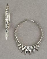Stephen Webster Dagger Fringe Hoop Earrings