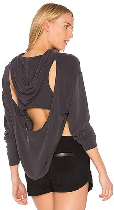 Free People X FP Movement Back Into It Hoodie