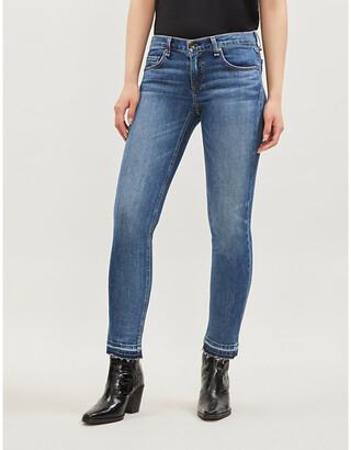 Rag & Bone Dre low-rise cropped skinny jeans