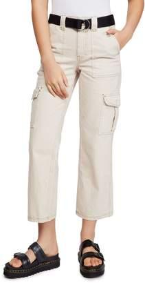 BDG High-Rise Straight-Leg Skate Jeans