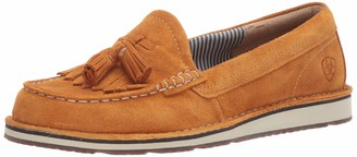 Ariat Women's Women's Tassel Cruiser Moccasin