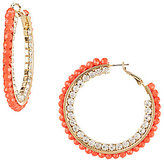 Anna & Ava Cabo Statement Hoop Earrings