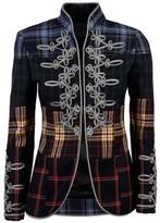 Checkered Jacket Elena