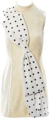 VIVETTA Ecru Dress for Women