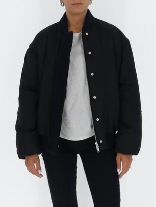 Jil Sander Oversize Bomber Jacket