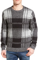 Bench Cartouche Plaid Sweater