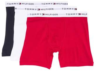 Tommy Hilfiger Classic Boxer Briefs - Pack of 3