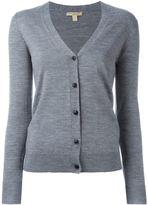 Burberry buttoned cardigan - women - Merino - S