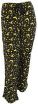 Tinkerbell Tinker Bell Stars & Silhouette Juniors Sleep Pants
