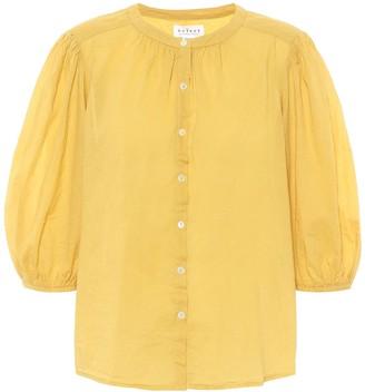 Velvet Emberly cotton-voile shirt