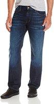 Joe's Jeans Men's Linen Blend Classic Straight Leg Jean in