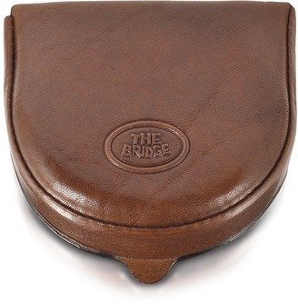 The Bridge Story Uomo Leather Coin Purse