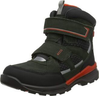 Ecco Unisex Kids Urban Hiker Classic Boots