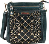 Nicole Lee Women's Eleanor Studded Messenger Bag