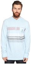 VISSLA Kooktown Hoodie Reverse Printed Long Sleeve Knit