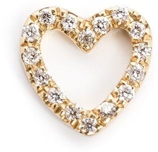 Loquet 'With Love' heart charm