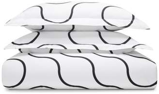 Arc Duvet Cover Set, King