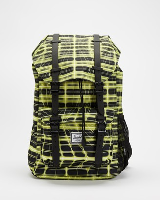Herschel Boy's Green Backpacks Little America Youth - Size One Size at The Iconic